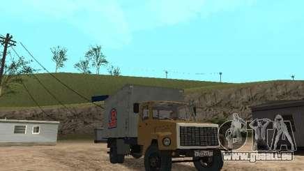 CR 3309 GAZ v2 pour GTA San Andreas