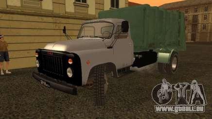 GAZ 53 für GTA San Andreas