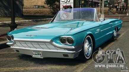Ford Thunderbird Light Custom 1964-1965 v1.0 für GTA 4
