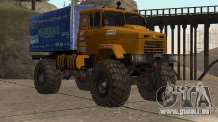 KrAZ-Monster für GTA San Andreas
