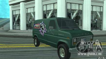 Ford E-150 Short Version v4 für GTA San Andreas