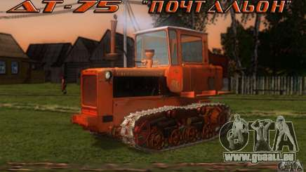 Tracteur DT-75 Postman pour GTA San Andreas