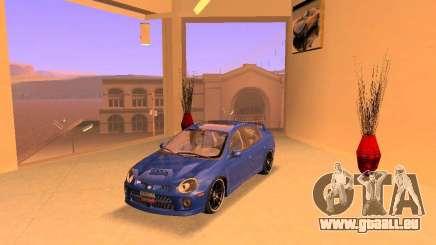 Dodge Neon SRT4 2006 pour GTA San Andreas