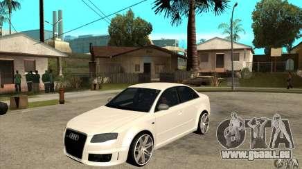 Audi RS4 2006 v2 pour GTA San Andreas