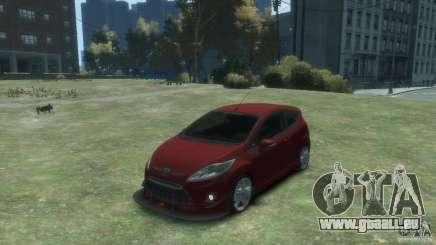 Ford Fiesta pour GTA 4