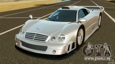 Mercedes-Benz CLK GTR AMG pour GTA 4