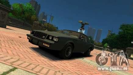Buick Regal GNX pour GTA 4