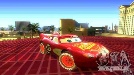 MCQUEEN from Cars für GTA San Andreas