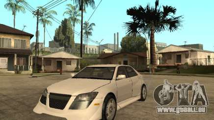 Lexus IS300 NFS Carbon pour GTA San Andreas