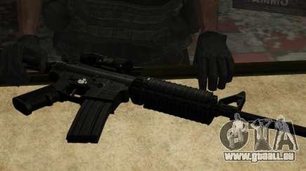 La M4a1 pour GTA San Andreas