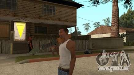 Die RPG-7 für GTA San Andreas