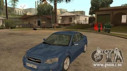 Subaru Legacy 3.0 R pour GTA San Andreas