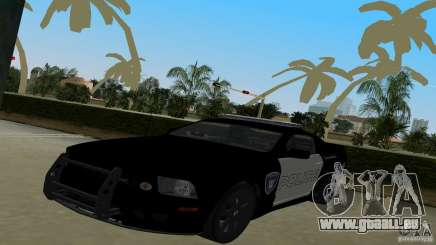 Saleen S281 Barricade 2007 pour GTA Vice City