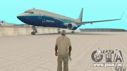Boeing 737-800 pour GTA San Andreas