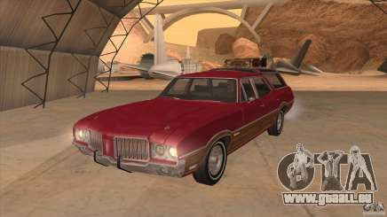Oldsmobile Vista Cruiser 1972 für GTA San Andreas