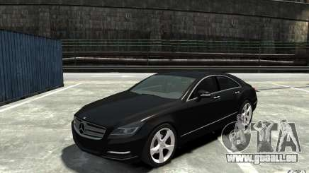 Mercedes-Benz CLS 350 für GTA 4
