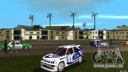 Ford Escort Cosworth RS für GTA Vice City