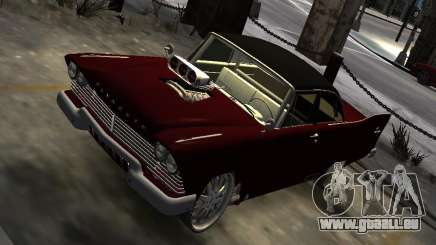 Plymouth Savoy Club Sedan 1957 Dragster Final pour GTA 4