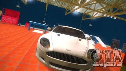 Aston Martn DB9 2008 für GTA San Andreas