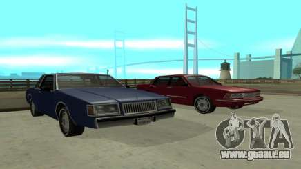 Century Nebula für GTA San Andreas