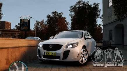 Vauxhall Insignia v1.0 pour GTA 4