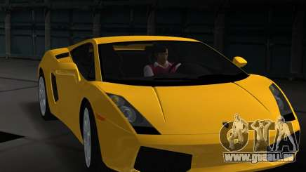 Lamborghini Gallardo pour GTA Vice City