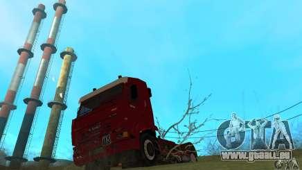 KAMAZ 5460 peau 1 pour GTA San Andreas