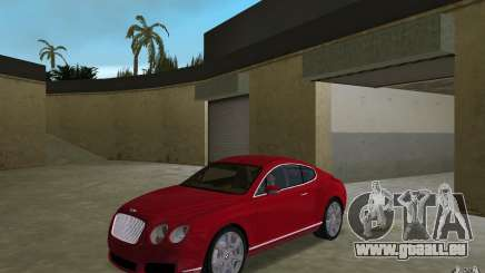Bentley Continental GT (Final) pour GTA Vice City