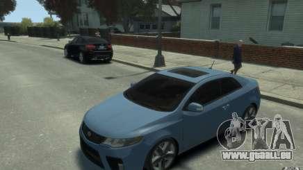 Kia Forte Koup SX pour GTA 4
