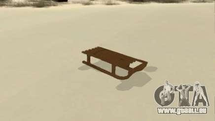 Luge v1 pour GTA San Andreas