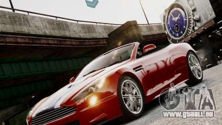 Aston Martin DBS Volante 2010 v1.5 Bonus Version pour GTA 4