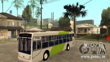 Caio Induscar Mondego Transantiago für GTA San Andreas