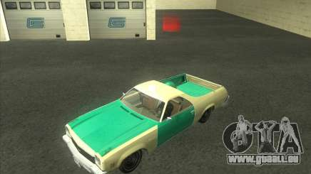 1973 Chevrolet El Camino (old) pour GTA San Andreas