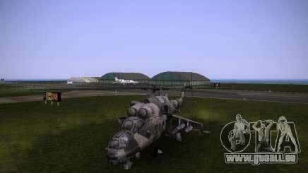 Mi-35 für GTA Vice City