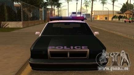 Police Los Santos für GTA San Andreas
