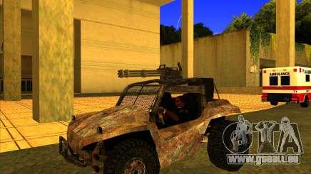 Desert Bandit für GTA San Andreas