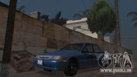 Mercury Tracer 1993 pour GTA San Andreas