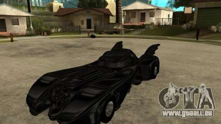 Batmobile pour GTA San Andreas