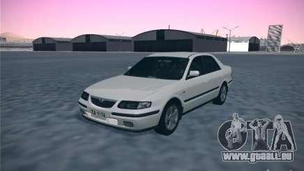 Mazda 626 GF 1999 pour GTA San Andreas