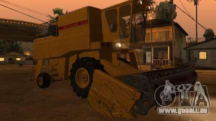 Holland TX 34 C pour GTA San Andreas