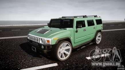Hummer H2 für GTA 4
