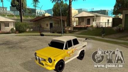 ZAZ 968 m tûningovanyj pour GTA San Andreas