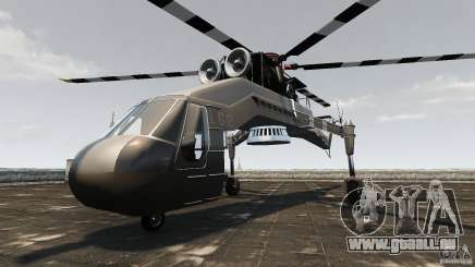 SkyLift Helicopter pour GTA 4