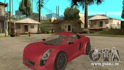 Mastretta MXT für GTA San Andreas