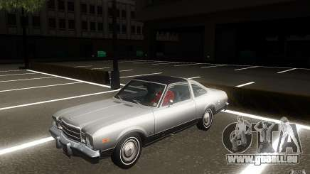 Plymouth Volare Coupe 1977 für GTA San Andreas