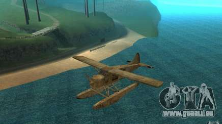 De Havilliand Beaver DHC2 für GTA San Andreas