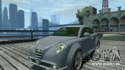 Alfa Romeo Mito für GTA 4