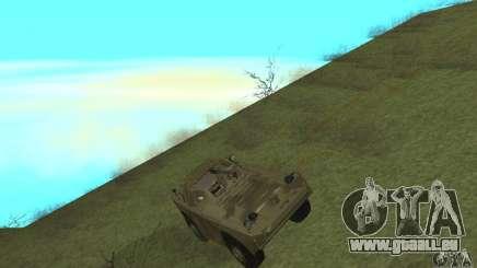 BRDM-1 Haut 3 für GTA San Andreas