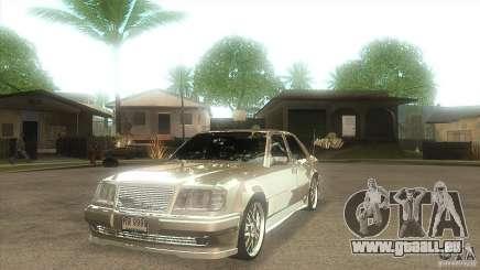 Mercedes-Benz E500 VIP Class für GTA San Andreas