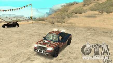 Nevada v1.0 FlatOut 2 pour GTA San Andreas
